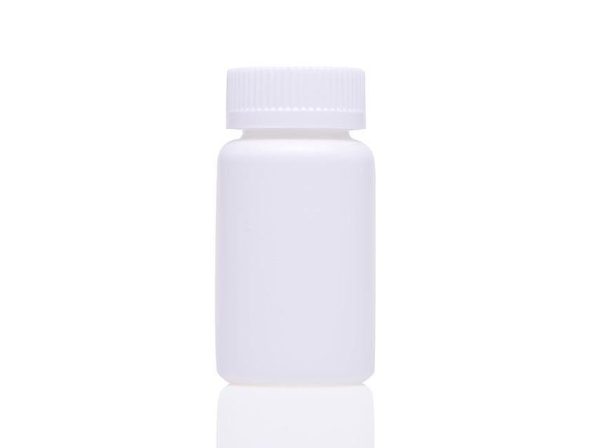 85мл пластиковые бутылки медицины с CRC Z006