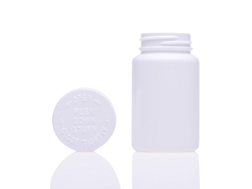 100мл бутылки с крышкой избежения ребёнка откроют Z005
