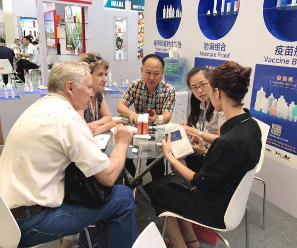 Xinfuda Attend CPHI Shanghai 2017