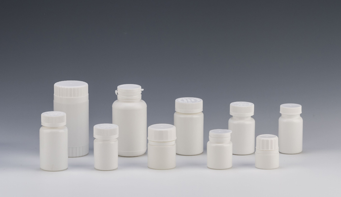 Take Care of Children, Starting with HDPE Child Resistant Cap Bottle