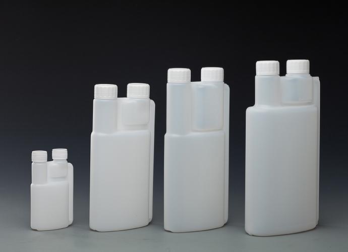 Как использовать бутылки с двуями шеями