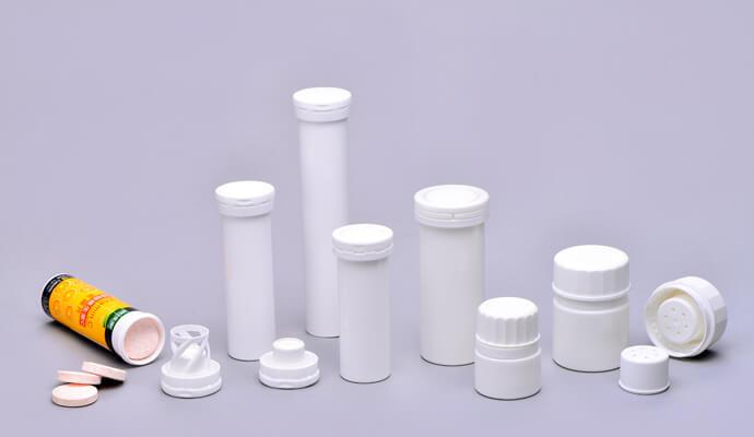 Трубки для шипучих таблеток