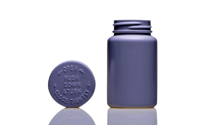 Как решить проблему затемнения бутылки с таблетками для детей