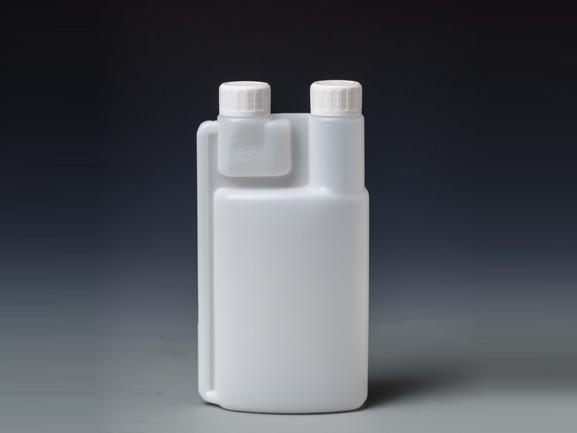 A197-500мл бутылка с двумя шеями