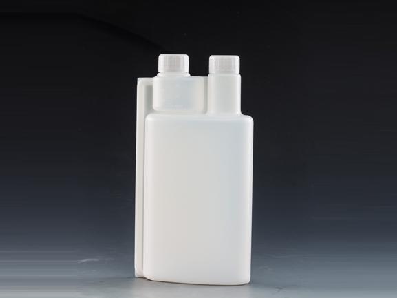 A190-1000мл бутылка с двумя шеями