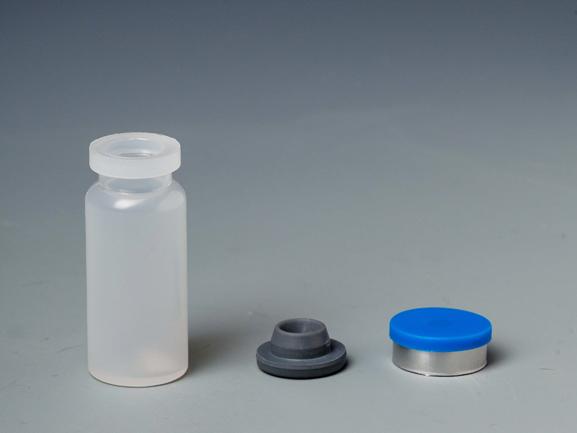 Поставщик пластиковых флаконов 10 мл с резиновой пробкой и алюминиевой крышкой B1