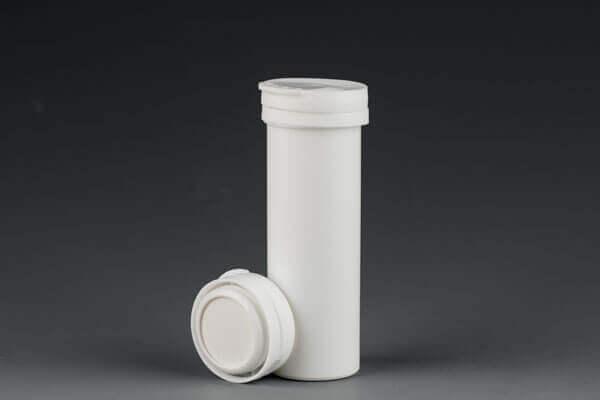 тубус пластиковый для диабетических теста полосок