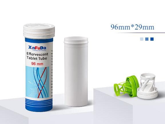 Поставщик 96мм трубы шипучих таблеток Y003