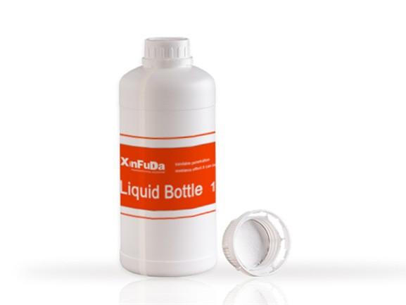 бутылка дезинфицирующего средства 1000 мл